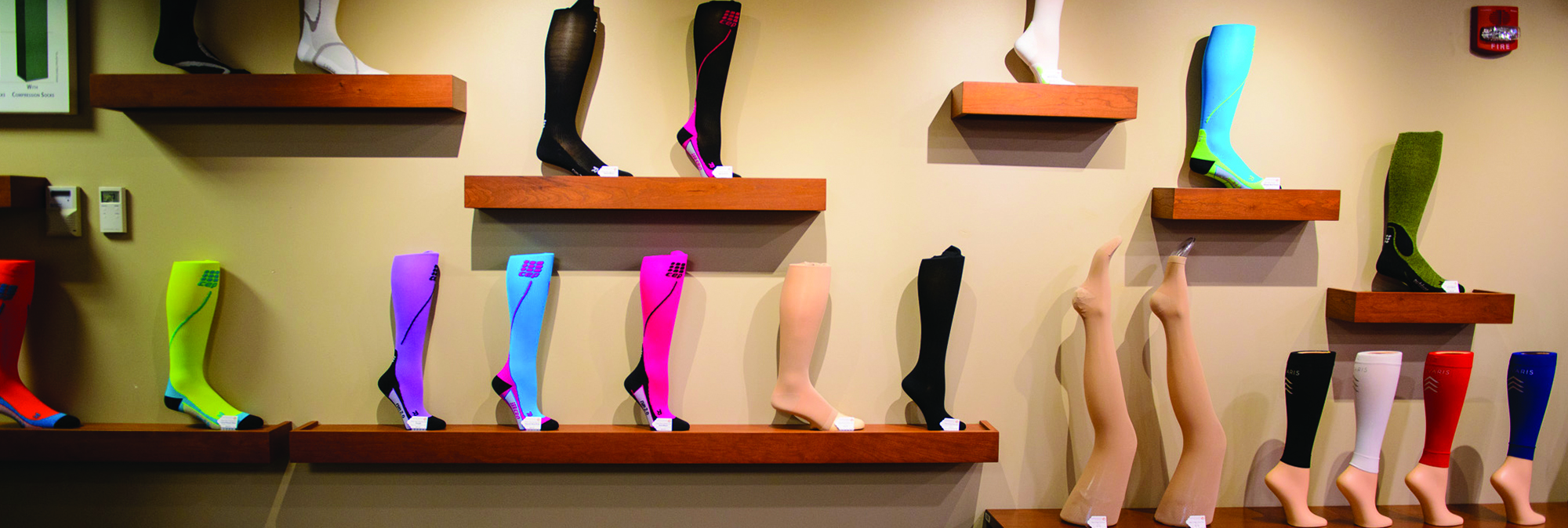 Benefits of Wearing Compression Stockings