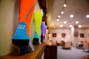 compression stockings and socks for varicose veins